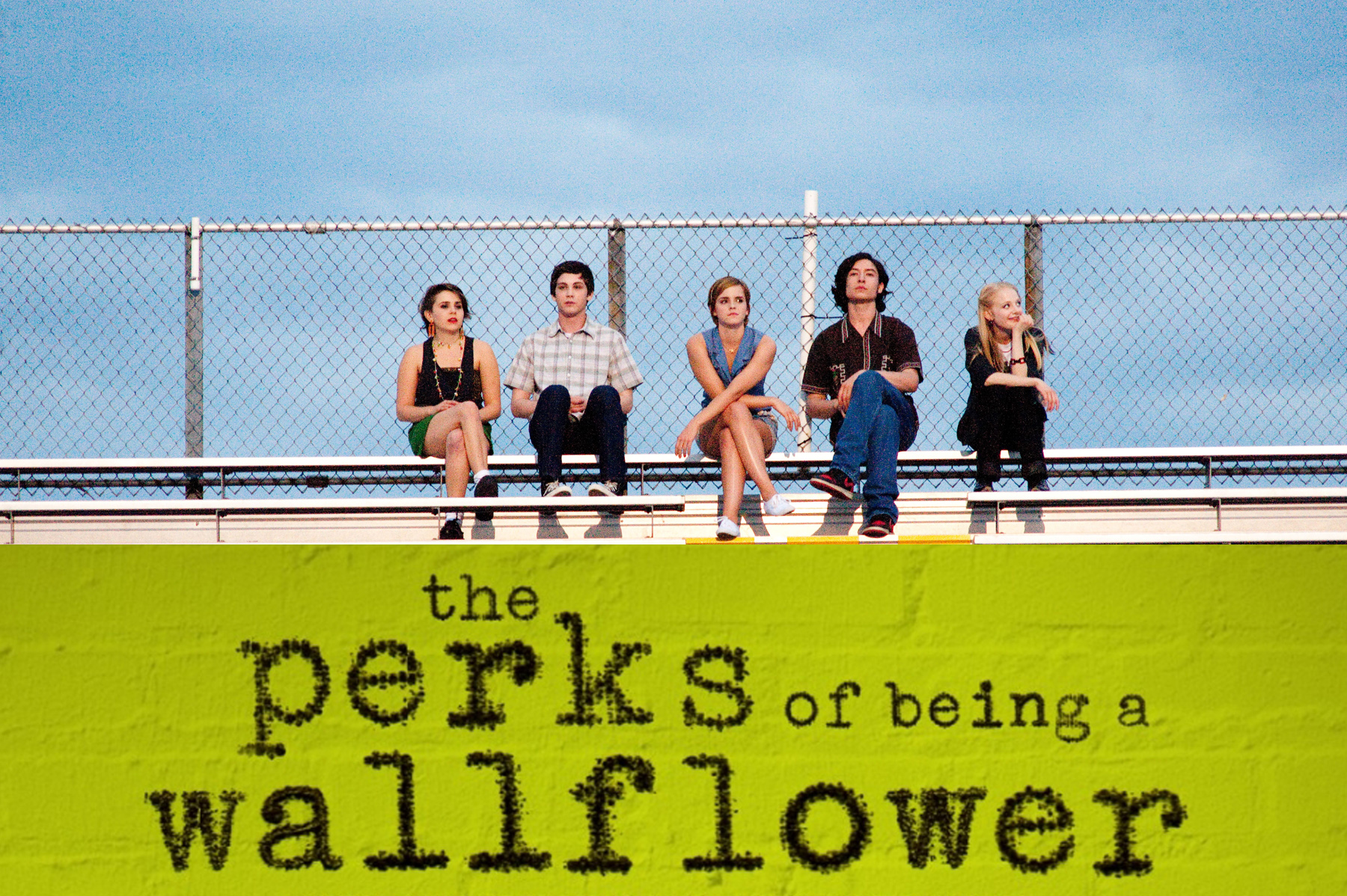 THE PERKS OF BEING A WALLFLOWER Source : http://trauma.blog.yorku.ca/ Ph: John Bramley © 2011 Summit Entertainment, LLC.  All rights reserved.